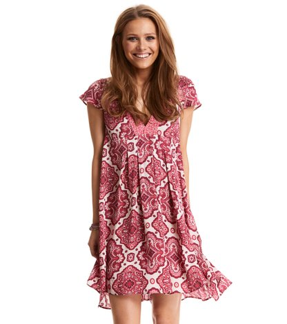 free floating dress