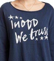 Odd Molly - hey baby pullover - DARK BLUE