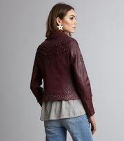Uptown Leather Jacket