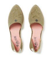 Odd Molly - city hike espadrillo - CARGO GREEN