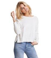 Odd Molly - miss soft sweater - LIGHT CHALK