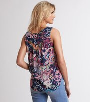 The Gardener S/l Blouse