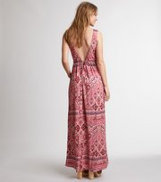 Playful Long Dress