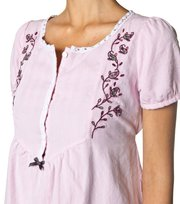 Odd Molly - scarlet s/s tunic - LITE PINK