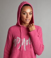 Odd Molly - one and only hood sweater - BRIGHT ROSE