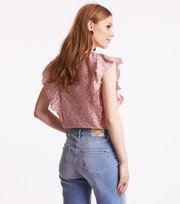 Side Kick S/s Blouse