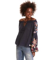Out Of Sight L/s Blouse