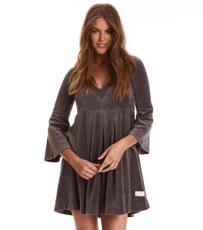 hooray l/s short dress