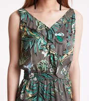 Odd Molly - passionista jumpsuit - MISTY GREEN
