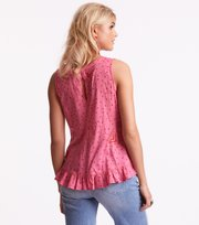 Odd Molly - devotion blouse - HOT PINK