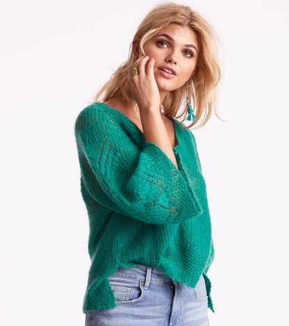 mad about sweater