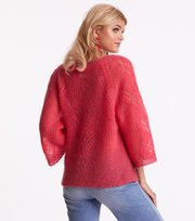 Odd Molly - mad about sweater - SASSY RED