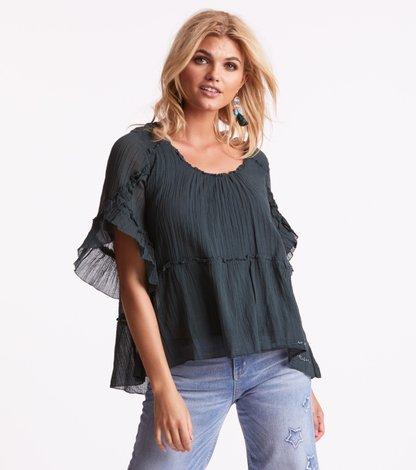 love crush l/s blouse