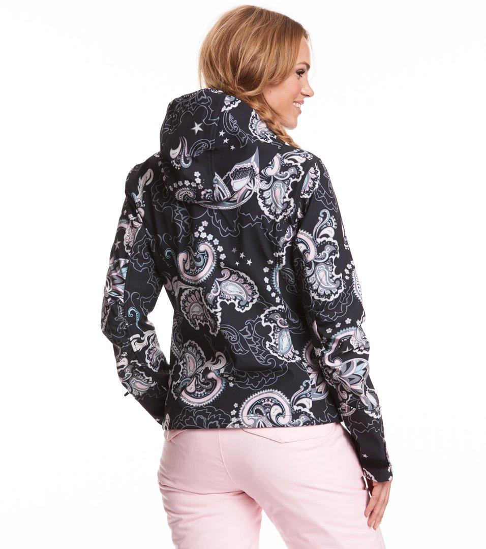 8ec1fd8aa2ae Odd Molly - drifting jacket - MULTI BLACK