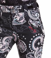 Odd Molly - drifting pants - MULTI BLACK