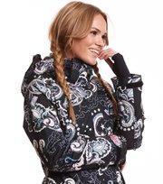 Odd Molly  - love-alanche jacket - MULTI BLACK