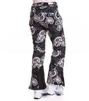 Odd Molly - love-alanche pants - MULTI BLACK
