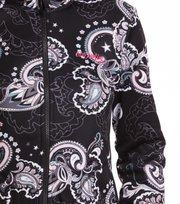 Odd Molly  - storm mid layer jacket - MULTI BLACK