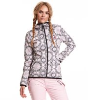 Odd Molly - storm mid layer jacket - MULTI