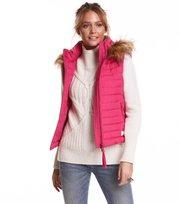 Odd Molly - earth saver vest - HOT PINK