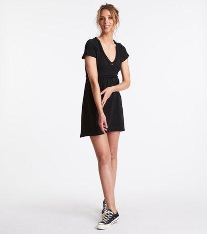 deep passion short dress