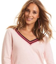 Odd Molly - vavavoom sweater - SOFT ROSE