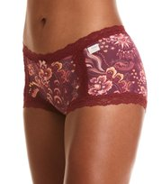 Odd Molly - everybody hotpants - BURGUNDY