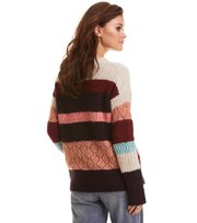Wolly Blocks Sweater