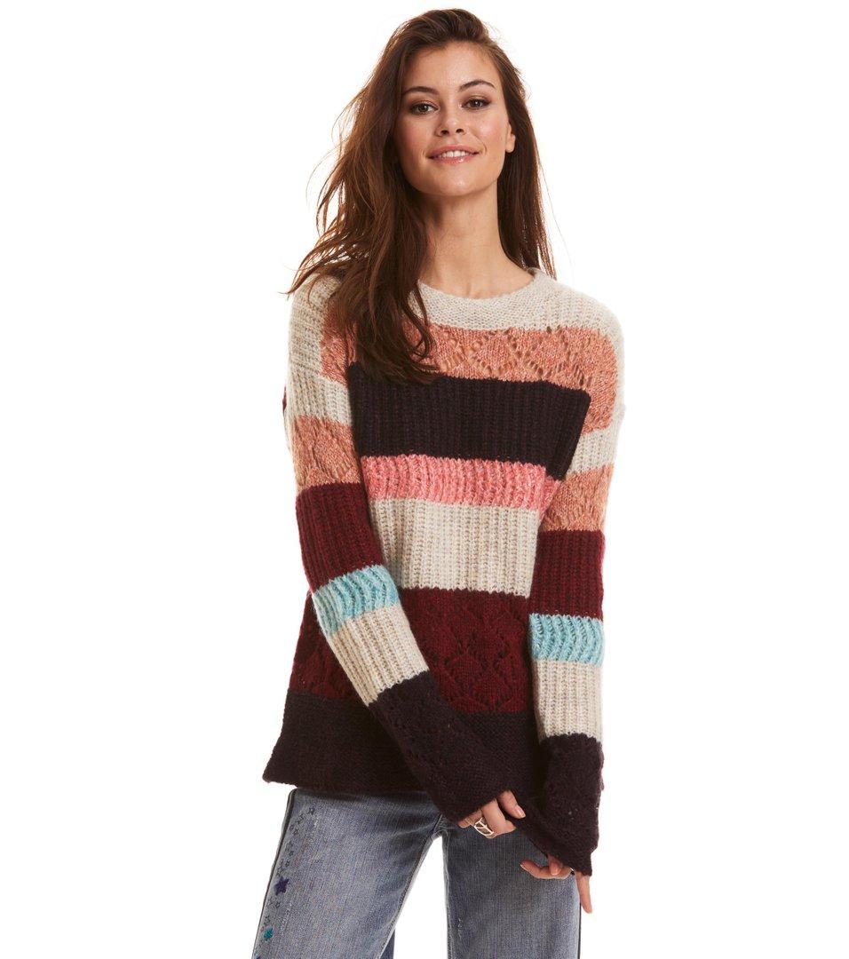 e680bfb1ac Odd Molly wolly blocks sweater