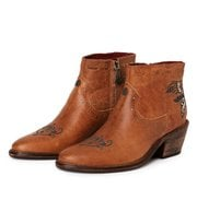 Odd Molly - drop dead dazzling low boot - BROWN