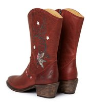 Odd Molly - Knock Me Out Stiefel - RED BROWN