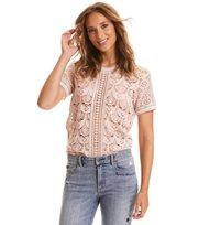 Odd Molly - inspiration tshirt - PINK SAND