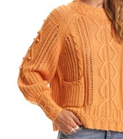 Odd Molly - good fellow sweater - APRICOT TAN