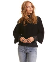 Odd Molly - good fellow short sweater - BLACK