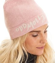 Odd Molly - hold it tight beanie - POWDER PINK