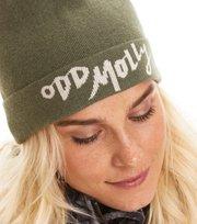 Odd Molly - hold it tight beanie - CARGO GREEN