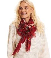 Odd Molly - cosmic dream scarf - BURNT UMBER