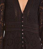 Odd Molly - nordic alps dress - ALMOST BLACK