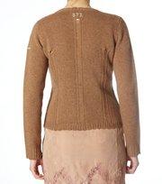 Odd Molly - essenhigh knit cardigan - LITE BROWN