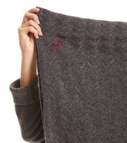 Odd Molly - warm and vivid tube scarf - GREY MELANGE