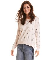 Odd Molly - happyness sweater - SHEER PINK