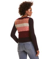 Odd Molly - i´ve got you covered cardigan - DARK RED
