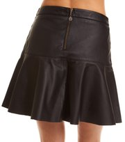 Odd Molly - night moves skirt - ALMOST BLACK