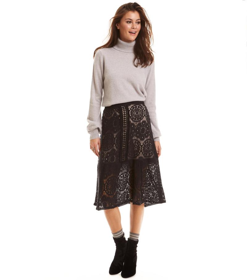 layer cake skirt
