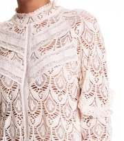 Odd Molly - Layer Cake Blouse - SHELL
