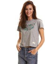 Odd Molly - Cloudrider T-shirt - GREY MELANGE
