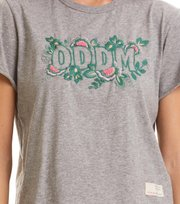Odd Molly - cloudrider t-shirt - GREY MELANGE