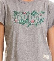Odd Molly - Cloudrider T-paita - GREY MELANGE