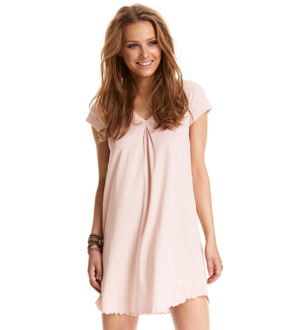 collected comfort dress