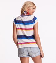 Horizon Striped Tee
